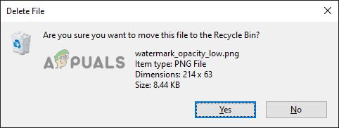 Как включить или отключить диалоговое окно подтверждения удаления в Windows 10?