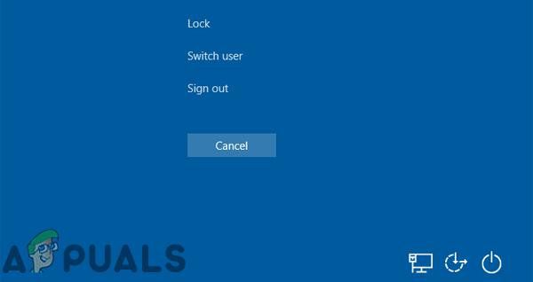 Как удалить параметры с экрана Ctrl + Alt + Del в Windows 10?