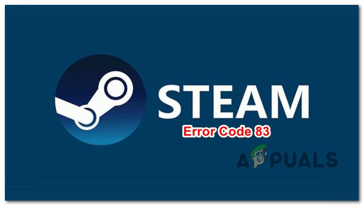 Как исправить код ошибки 83 в Steam