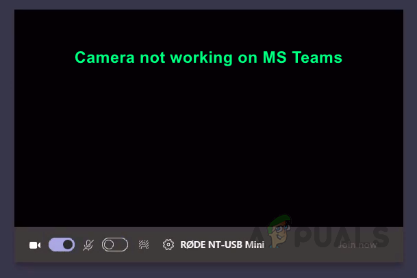 Как исправить неработающую камеру в MS Teams в Windows 10?
