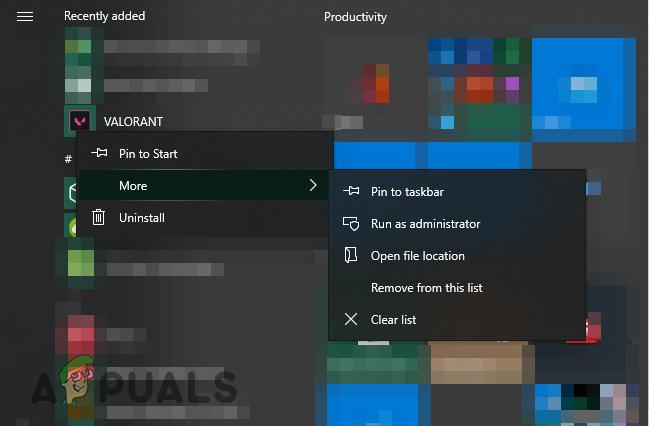 Как отключить контекстные меню в меню «Пуск» в Windows 10?