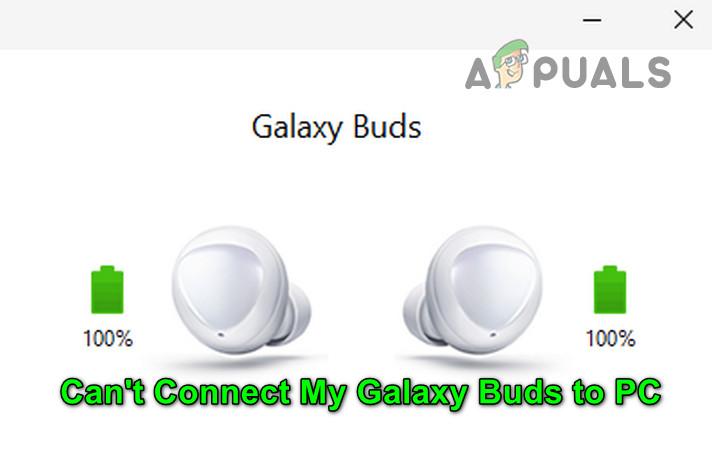 Исправлено: не удается подключить Galaxy Buds к Windows