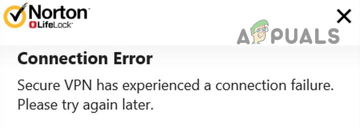 [FIX] Norton VPN не может подключиться