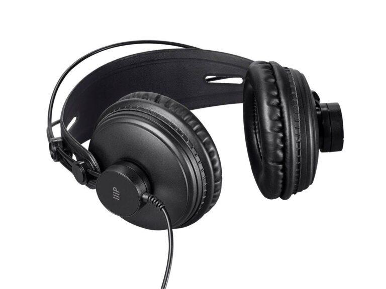 Обзор наушников Monoprice Modern Retro Over Ear
