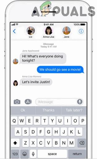 Как выйти из цепочки групповых сообщений на вашем телефоне