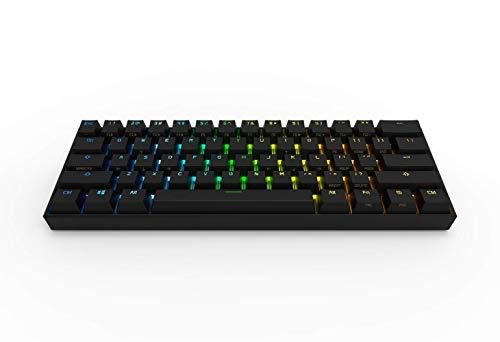 5 лучших компактных клавиатур на 60% в 2021 году