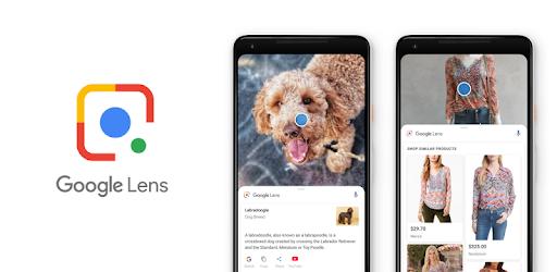 Использование Google Lens для обнаружения и обмена URL-адресами веб-сайтов на нескольких устройствах