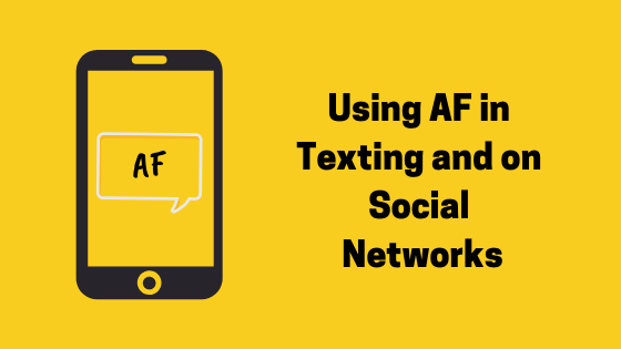 Что означает AF и где его использовать?