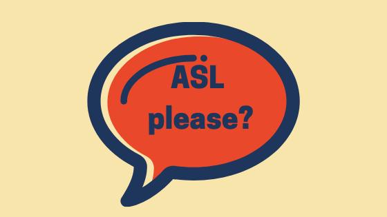 Что означает ASL?