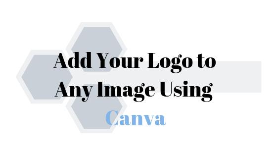 Как добавить водяной знак на изображение с помощью Canva