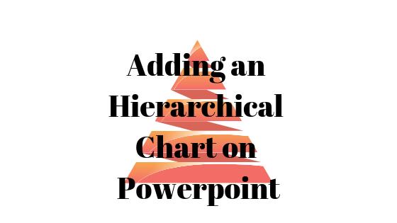 Как создать иерархическую диаграмму в Microsoft PowerPoint