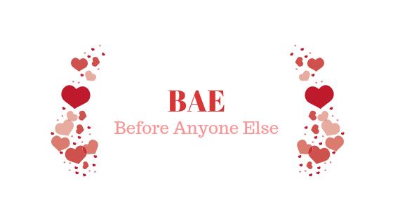 """Что означает аббревиатура """"Bae"""""""
