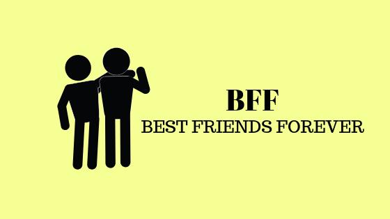 Что означает BFF и как его используют