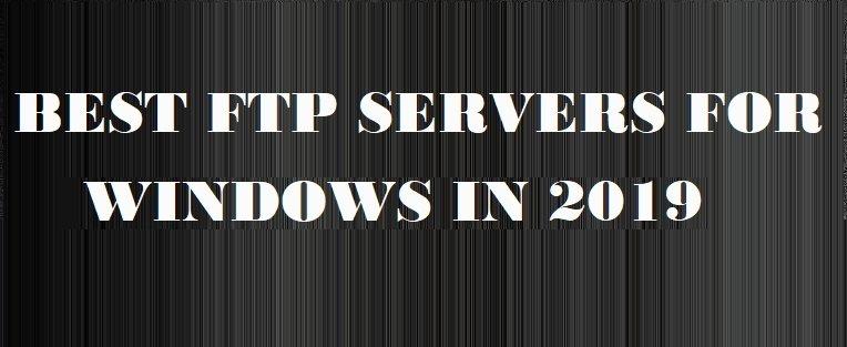 5 лучших программ для FTP-серверов для Windows в 2020 году