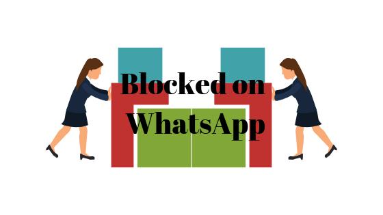 Как узнать, заблокировал ли вас кто-то в WhatsApp