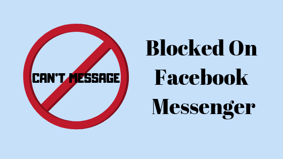 Как проверить, не заблокировал ли кто-нибудь вас в приложении Messenger для Facebook?
