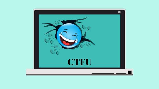 Что такое CTFU и где его использовать?