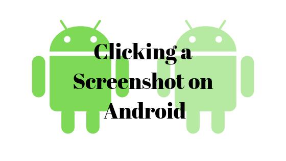 Как щелкнуть снимок экрана на телефоне Android