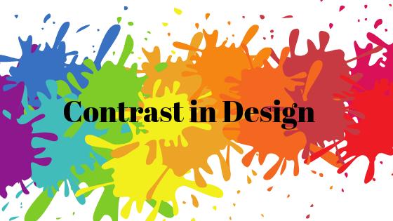 Как контрастировать между цветами для дизайна?