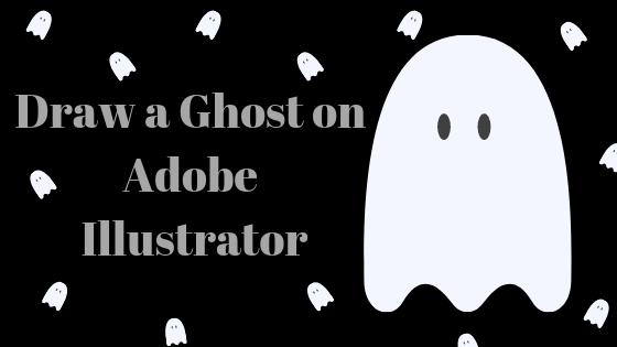 Как нарисовать привидение в Adobe Illustrator