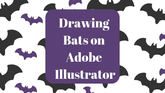 Как нарисовать летучую мышь в Adobe Illustrator
