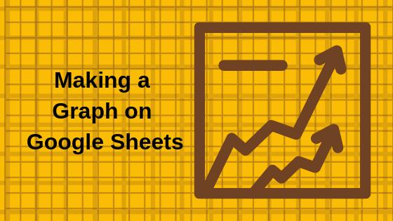 Как создать график в Google Таблицах?