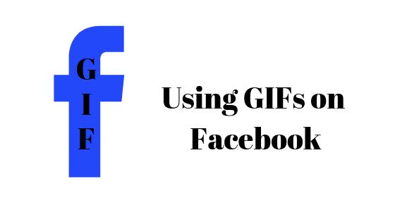 Как добавить GIF в статус, комментарий или сообщение Facebook