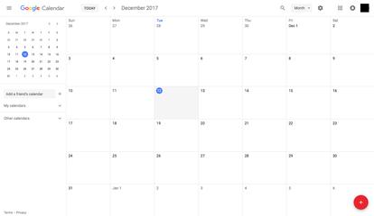 5 лучших бесплатных календарей для Windows