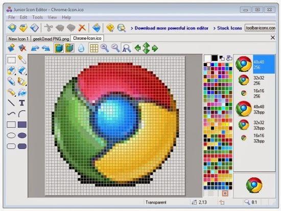 5 лучших бесплатных программ для создания иконок