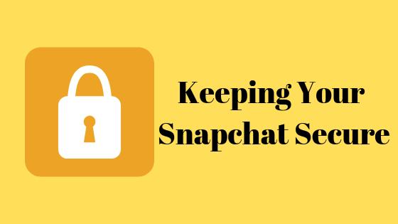 Как оставаться в безопасности в Snapchat
