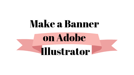 Как сделать баннер в Adobe Illustrator