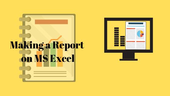 Как создавать отчеты в Microsoft Excel