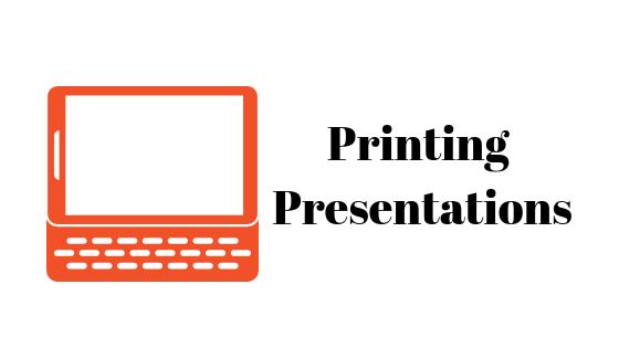 Как напечатать более одного слайда на странице