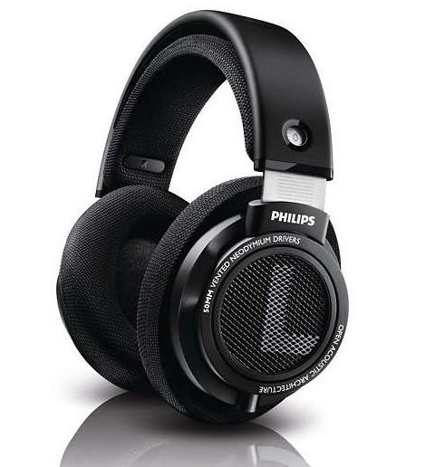 Обзор накладных наушников Philips SHP9500