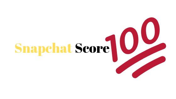 Что такое Snapchat Score