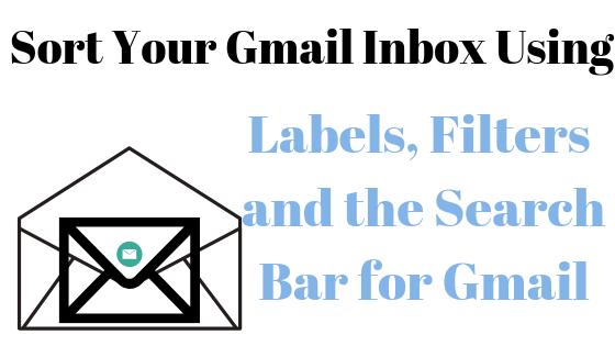 Три способа организовать ваш почтовый ящик Gmail как профессионал