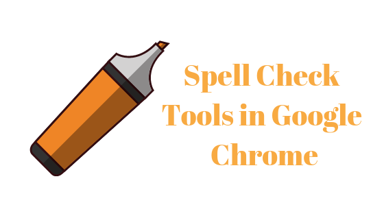 Как использовать встроенный инструмент проверки орфографии в Google Chrome