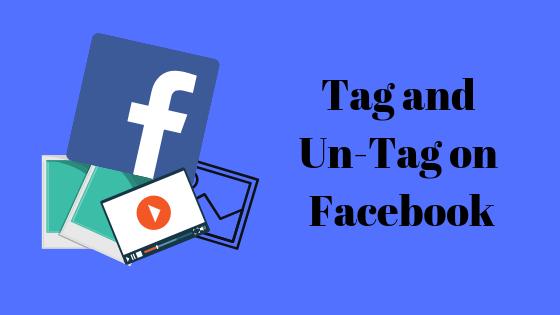 Как пометить и снять отметку на Facebook?
