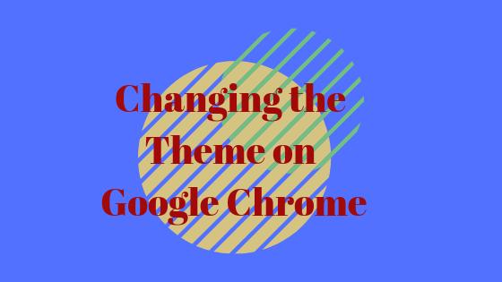 Как добавить тему в Google Chrome
