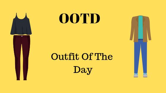Что означает OOTD?  – Appuals.com