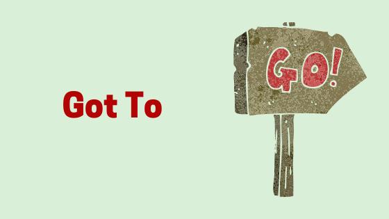 Что означает GTG?