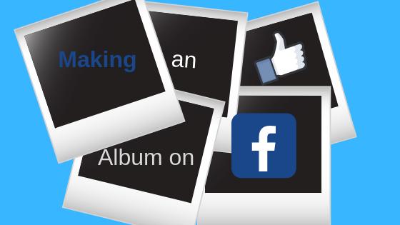 Как создать альбом на Facebook?