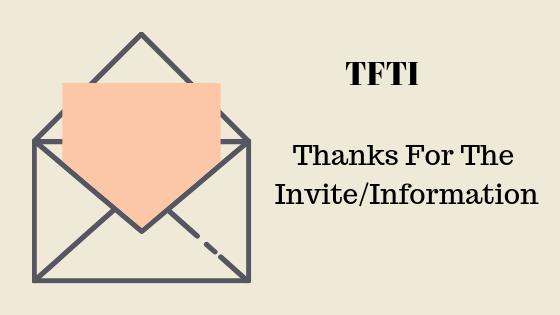 Что означает TFTI?