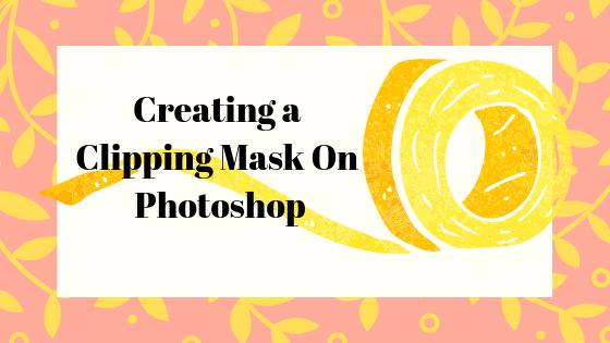Как создать обтравочную маску в Adobe Photoshop