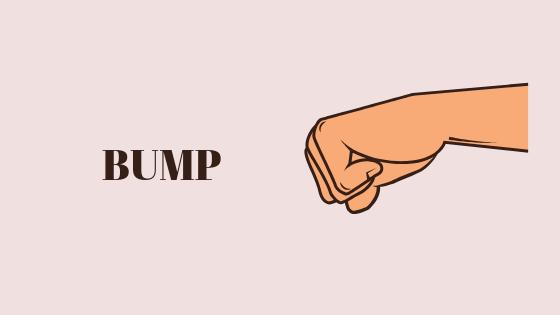Что означает BUMP?