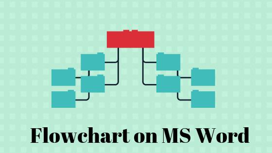 Как сделать блок-схему в Microsoft Word