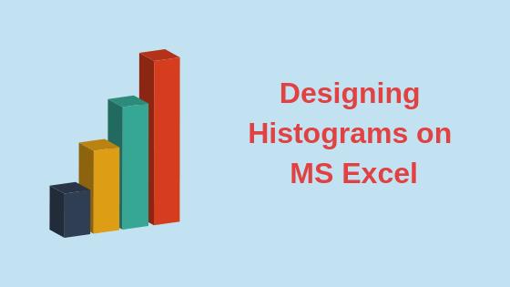 Как создать гистограмму в Excel?