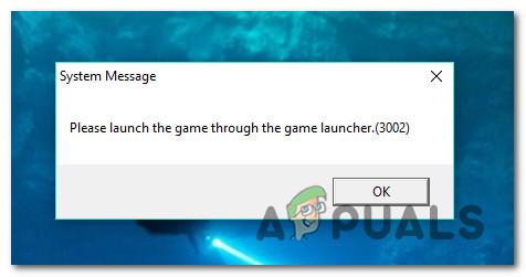 Как исправить ошибку Blade and Soul 3002 в Windows 10?