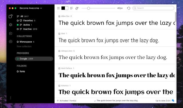 5 лучших программ просмотра шрифтов для Windows 10