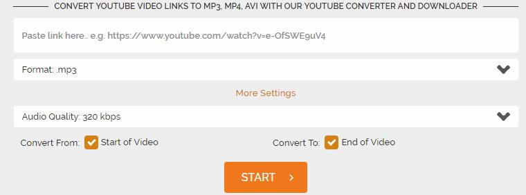 Почему преобразование YouTube в MP3 со скоростью 320 кбит / с — пустая трата времени